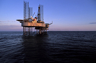 Offshore Luanda, Drilling and Production Platform